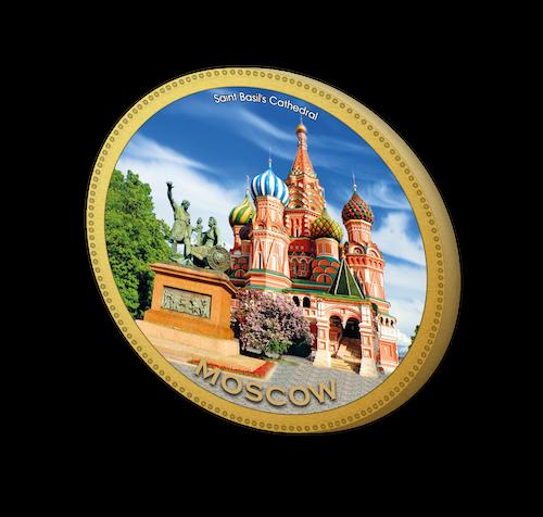 Шоколад Собор Василия Блаженного