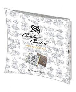 Шоколад для офиса - Молочный шоколад 5г х 80шт