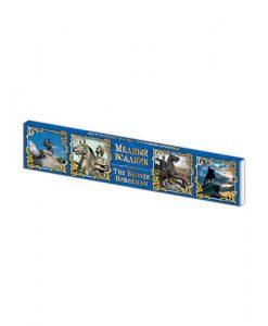 Сувенирный набор Медный Всадник из шести маленьких шоколадок