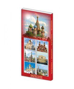 Подарочный сувенир из Москвы - шоколад