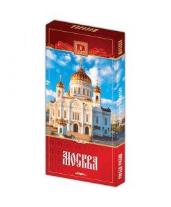 Сувенирный шоколад Храм Христа Спасителя