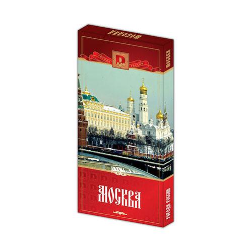 Сувенир Москва Кремль 5г х 12шт для туристов и гостей России