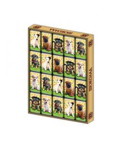 Шоколадные собаки для детей от фабрики шоколада Глобус Про