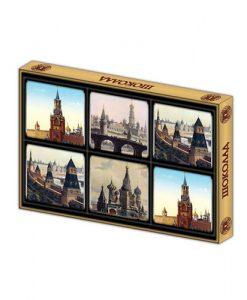 Сувенирный шоколад Старинная Москва