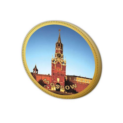 Шоколадная медаль Кремль