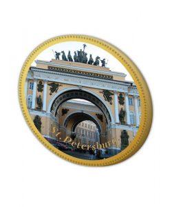 Шоколадная медаль Санкт-Петербург