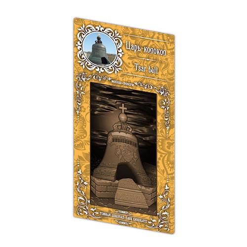 Шоколадный сувенир Царь Колокол Москва Россия
