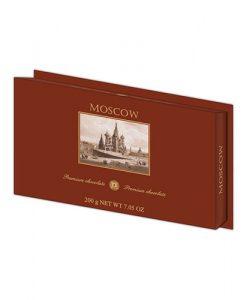 Шоколадный подарок из Москвы