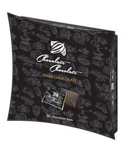 Шоколад для офиса - Горький шоколад 5г х 80шт