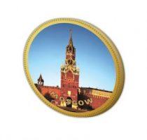 Шоколадная медаль 65г шоколадной фабрики Глобус Про