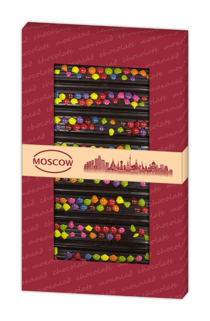 Сувенир гурмэ sweetfactory глобус про roki chocolate москва