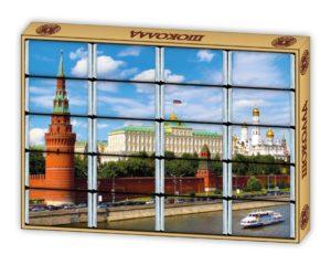 Шоколад Москва Кремль Глобус Про