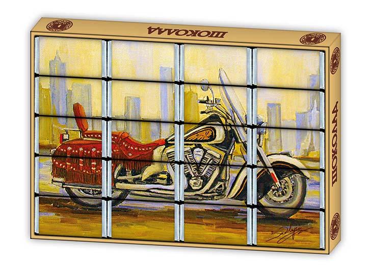 Шоколад мотоциклы Глобус Про