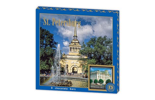 Санкт-Петербург сувенирная продукция