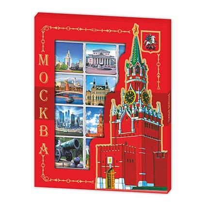 Сувенирный шоколад Москва